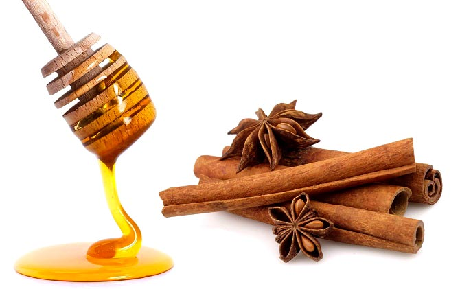 معجزه شگفت انگیز عسل و دارچین