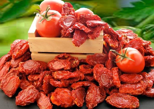 روش خشک کردن گوجه فرنگی به جای رب