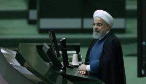 روحانی: هیچ تصمیمی برای مذاکره با آمریکا نداریم.