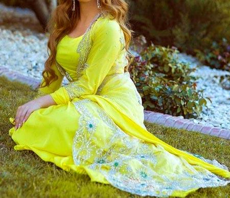 مدل های جدید لباس کردی زنانه + تصاویر