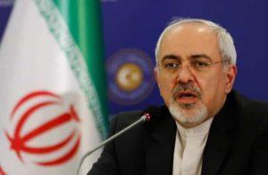 ظریف: آمریکا خود را به در و دیوار میزند تا مانع فروش نفت ایران شود.