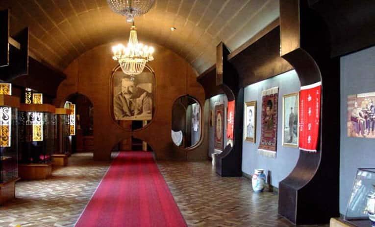 بازدید از موزه استالین، تجربهای بینظیر در سفر به تفلیس