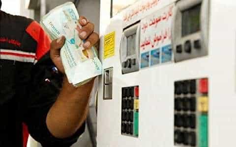 روحانی: افزایش نرخ بنزین به نفع مردم است.