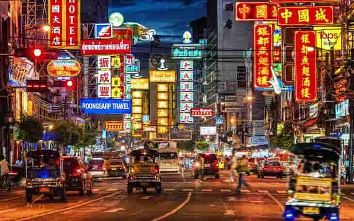 در سفر به تایلند از کدام جاذه های گردشگری دیدن کنیم؟