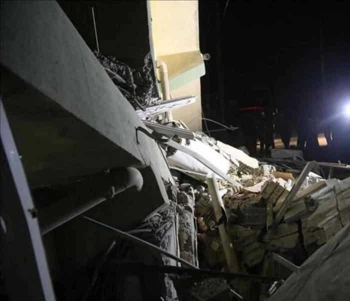 زلزله 6 ریشتر روستای ترک ، شهرستان میانه ، آذربایجان شرقی