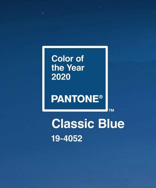 رنگ مد سال 2020 معرفی شد