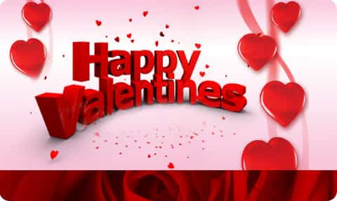 اس ام اس تبریک روز ولنتاین