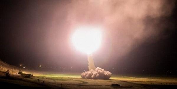 پاسخ کوبنده ایران به امریکا / حمله موشکی ایران به پایگاه عین الاسد