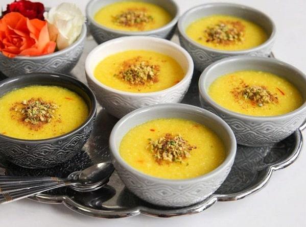 2 دسر خوشمزه ایرانی که هر زمانی میتوانید بپزید
