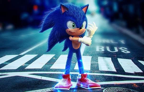 دانلود فیلم Sonic The Hedgehog 2020 دوبله فارسی { فیلم سونیک خارپشت }