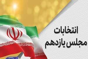 آخرین نتایج انتخابات در تهران و شهرستانها