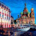 تور تفریحی مسکو و سن پترزبورگ