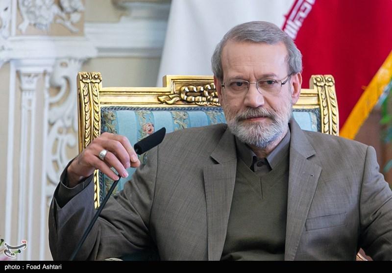 لاریجانی: جهش تولید مسیر اعتلای کشور است