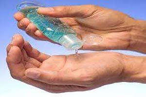 روش ساخت ژل ضد عفونی کننده در خانه