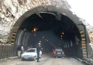 آزادراه تهران   شمال تا اطلاع ثانوی مسدود شد