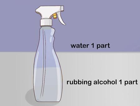درست کردن 3 نوع مایع ضدعفونی کننده