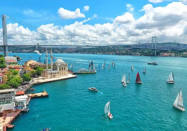 3 مکان از بهترین جاهای تفریحی استانبول کجاست ؟