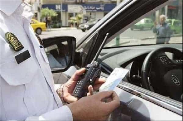 برخورد قانونی با رانندگان خودروهای بدون معاینه فنی