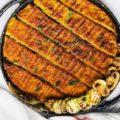 طرز تهیهی کباب تابهای مرغ؛ غذای محبوب ایرانی