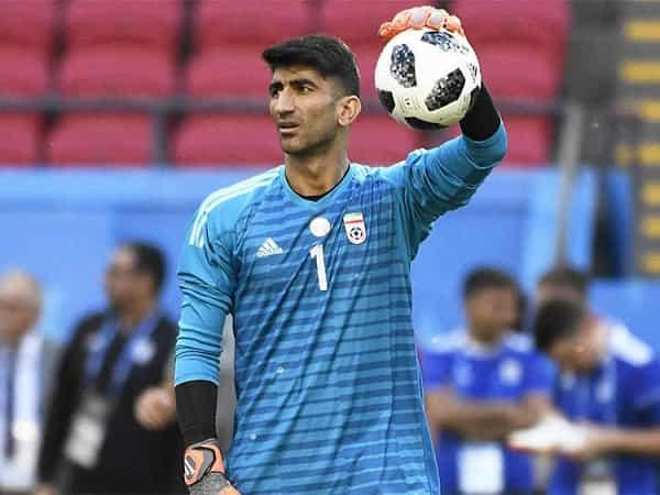 بیرانوند، بهترین فوتبالیست آسیا در تاریخ جام جهانی