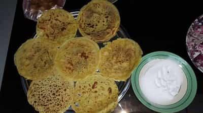 طرز تهیهی شلکینه؛ نان محلی کردستان