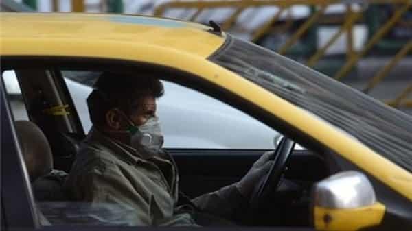 ابتلای 300 راننده تاکسی به کرونا