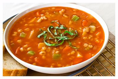 طرز تهیه سوپ جو و معرفی انواع سوپ جو