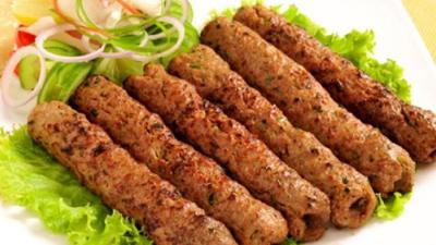 طرز تهیه ی کباب کاکوری کباب هندی