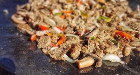 طرز تهیه کباب ترکی خانگی خوشمزه و لذیذ
