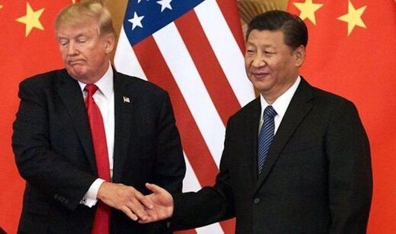 آمریکا علیه چین، گزارش امنیتی کرد
