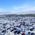 3پارکینگ احتکار خودرو در اراک کشف شد