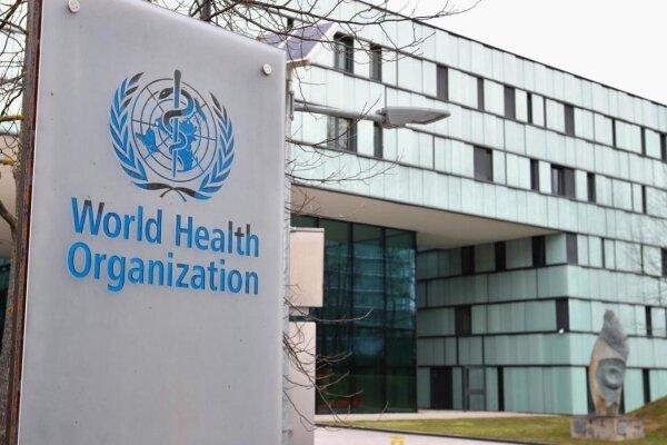 سازمان بهداشت جهانی از آمریکا نامه گرفت