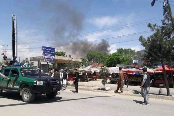 حمله انتحاری در غزنی افغانستان با ۷ کشته