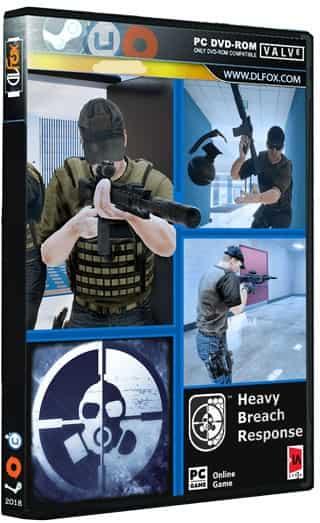دانلود بازی Heavy Breach Response رایگان ( بازی شوتر ایرانی )