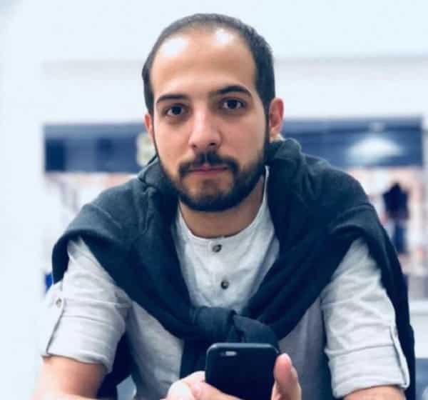 مسعود حکمآبادی به حبس 3 ساله محکوم شد