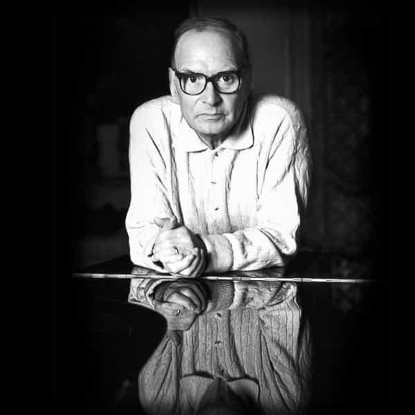 انیو موریکونه (Ennio Morricone)، نوازنده مشهور درگذشت