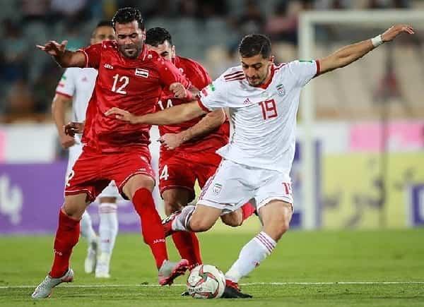 زمان دیدار دو تیم ایران و سوریه اعلام شد