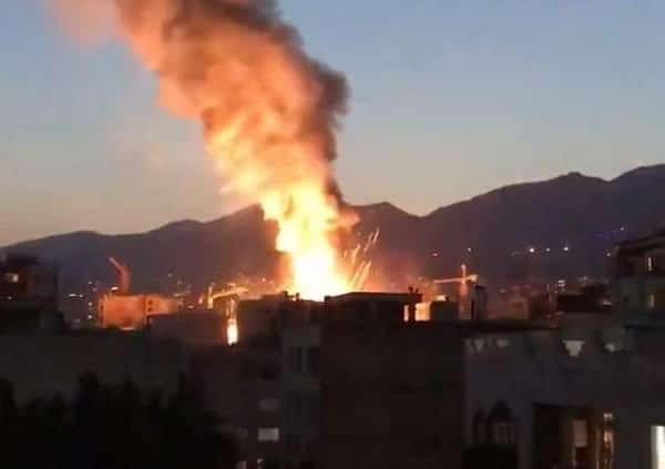 معلوم شدن علت انفجار شب گذشته در باقرشهر
