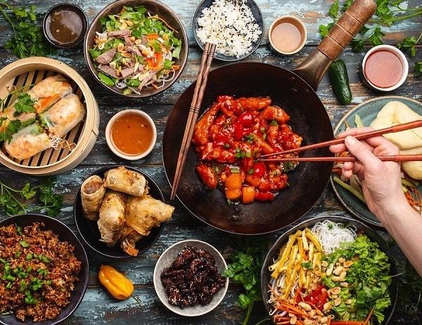 رژیم غذایی مردم کشورهای مختلف جهان چگونه است؟