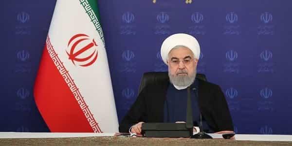روحانی: در بازار ارز سرمایه گذاری نکنید