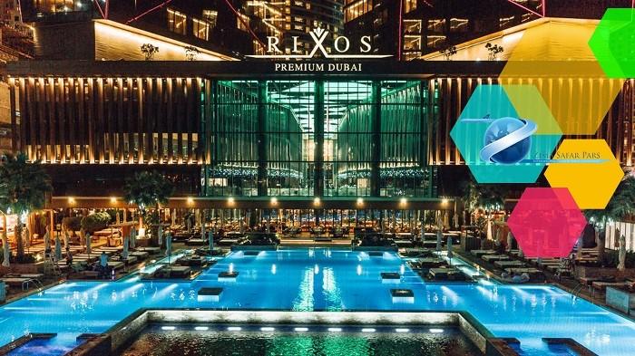 هتلهای استخردار دبی