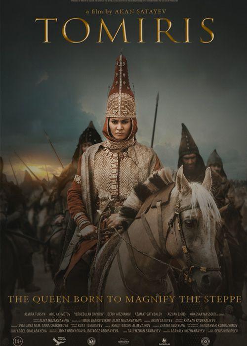 دانلود فیلم The Legend of Tomiris 2019 افسانه تومیریس با دوبله فارسی